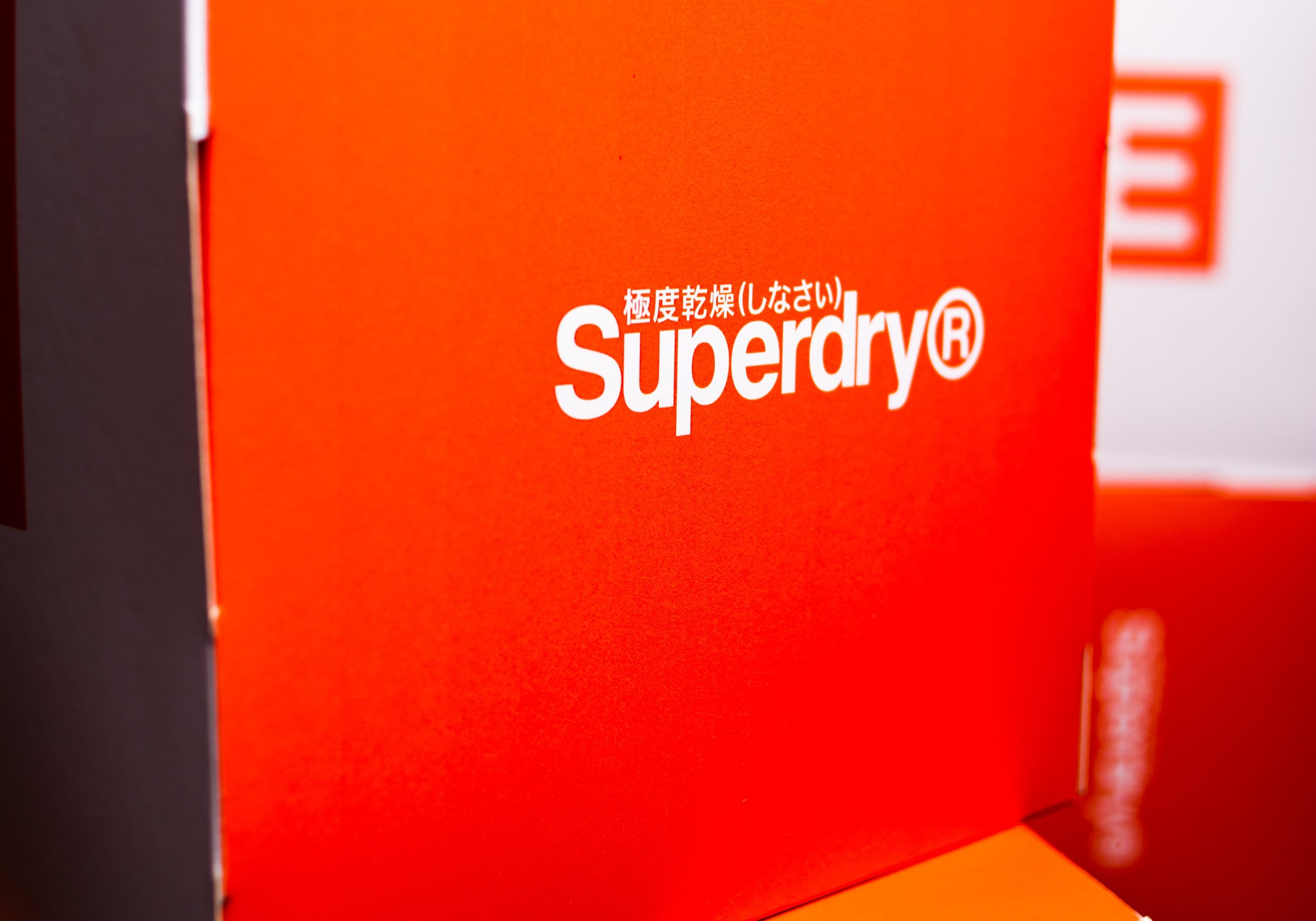 Superdry Point of Sale